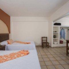 Отель El Pescador Hotel Мексика, Пуэрто-Вальярта - отзывы, цены и фото номеров - забронировать отель El Pescador Hotel онлайн комната для гостей фото 4