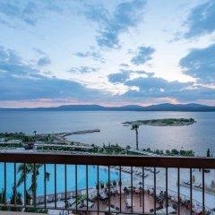 Отель Euphoria Aegean Resort & Spa All Inclusive Сыгаджик балкон