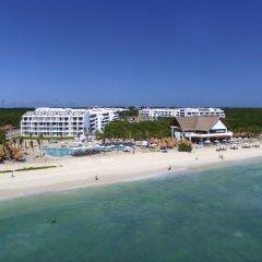 Hotel Best Aranea пляж