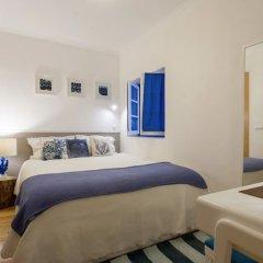 Отель The Heart of Lisbon House in Santos комната для гостей фото 5