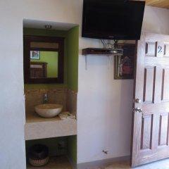 Hotel Ecológico Temazcal ванная фото 2