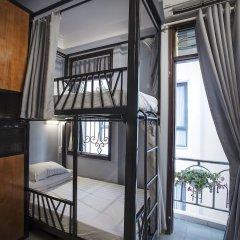 The Chi Novel Hostel удобства в номере