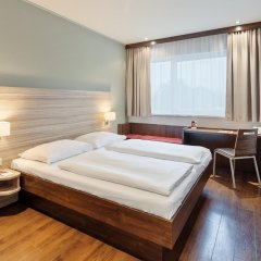 Отель Austria Trend Salzburg Mitte Зальцбург комната для гостей