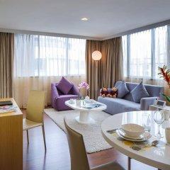 Отель Park Avenue Clemenceau Сингапур, Сингапур - отзывы, цены и фото номеров - забронировать отель Park Avenue Clemenceau онлайн комната для гостей фото 2