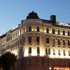 Отель Opera Hotel & Spa Латвия, Рига - - забронировать отель Opera Hotel & Spa, цены и фото номеров вид на фасад