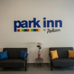 Отель Park Inn by Radisson Mazatlán интерьер отеля