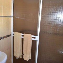 Отель Doña Crucita Мексика, Креэль - отзывы, цены и фото номеров - забронировать отель Doña Crucita онлайн ванная фото 2