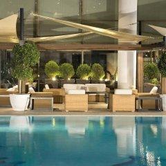Отель Kempinski Hotel Amman Jordan Иордания, Амман - отзывы, цены и фото номеров - забронировать отель Kempinski Hotel Amman Jordan онлайн бассейн фото 3