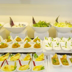 Отель Kadriye Sarp Otel питание фото 3