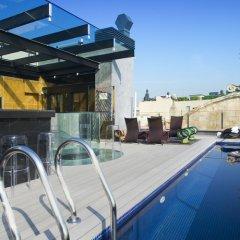 Отель Bagués Испания, Барселона - отзывы, цены и фото номеров - забронировать отель Bagués онлайн бассейн фото 3