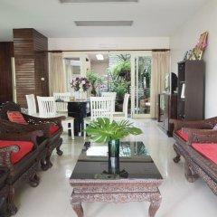 Отель Baan Manusarn Бангкок интерьер отеля фото 2