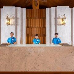 Отель Thara Patong Beach Resort & Spa Таиланд, Пхукет - 7 отзывов об отеле, цены и фото номеров - забронировать отель Thara Patong Beach Resort & Spa онлайн интерьер отеля фото 2