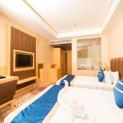 Отель D'corbiz Индия, Лакхнау - отзывы, цены и фото номеров - забронировать отель D'corbiz онлайн комната для гостей фото 5