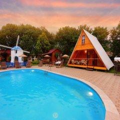 Yeldegirmeni Bungalow Hotel Турция, Фетхие - отзывы, цены и фото номеров - забронировать отель Yeldegirmeni Bungalow Hotel онлайн бассейн фото 3
