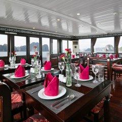 Отель Halong Carina Cruise Вьетнам, Халонг - отзывы, цены и фото номеров - забронировать отель Halong Carina Cruise онлайн питание