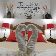 Отель Chabela's B&B Испания, Пахара - отзывы, цены и фото номеров - забронировать отель Chabela's B&B онлайн комната для гостей фото 5