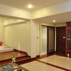 Отель Lomtalay Chalet Resort комната для гостей фото 4