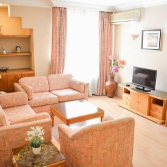 Отель Prestige Hotel Suites Иордания, Амман - отзывы, цены и фото номеров - забронировать отель Prestige Hotel Suites онлайн комната для гостей фото 2