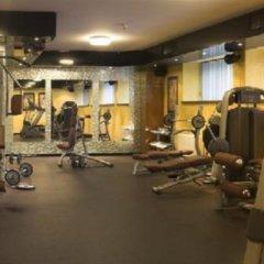 Отель Анел фитнесс-зал фото 3