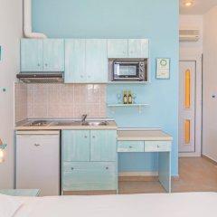 Апартаменты Haraki Mare Studios & Apartments Родос в номере фото 3