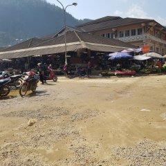 Fansipan View Hotel парковка