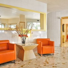 Hotel Tre Fontane интерьер отеля