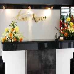Отель Amin Resort Пхукет интерьер отеля
