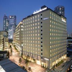 Отель Mitsui Garden Hotel Shiodome Italia-gai Япония, Токио - 1 отзыв об отеле, цены и фото номеров - забронировать отель Mitsui Garden Hotel Shiodome Italia-gai онлайн вид на фасад