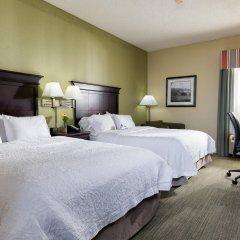 Отель Hampton Inn Memphis/Collierville комната для гостей фото 4