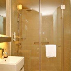 Отель Jinjiang Inn Shenzhen Huanggang Port Китай, Шэньчжэнь - отзывы, цены и фото номеров - забронировать отель Jinjiang Inn Shenzhen Huanggang Port онлайн ванная фото 2