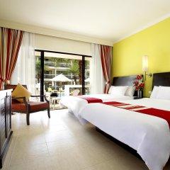 Отель Centara Kata Resort 4* Номер Делюкс фото 3