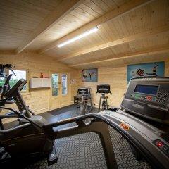 Отель Les Terrasses De Saumur Сомюр фитнесс-зал фото 2