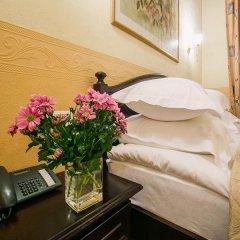Гостиница Маршал 3* Стандартный номер с двуспальной кроватью фото 6