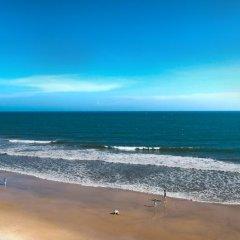 Sea Links Beach Hotel пляж