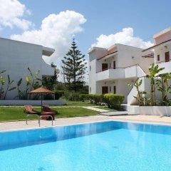 Отель Vallian Village Hotel Греция, Петалудес - отзывы, цены и фото номеров - забронировать отель Vallian Village Hotel онлайн бассейн