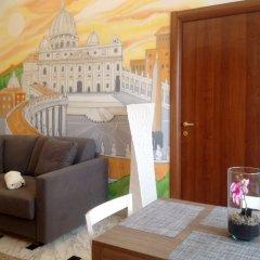 Отель The Pope At The Window комната для гостей