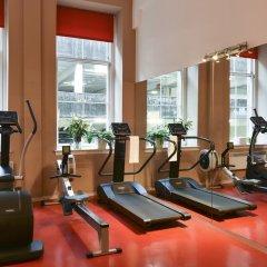 Отель Fraser Suites Glasgow фитнесс-зал фото 2