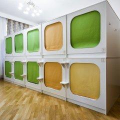 Capsule hostel in Moscow детские мероприятия фото 2