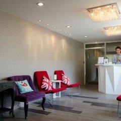Отель Icheck Inn Residence Sukhumvit 20 Бангкок интерьер отеля фото 3