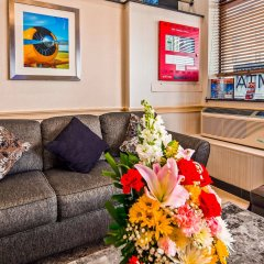 Отель Best Western Kennedy Airport США, Нью-Йорк - 1 отзыв об отеле, цены и фото номеров - забронировать отель Best Western Kennedy Airport онлайн комната для гостей