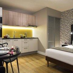 Отель Citadines Tour Eiffel Paris в номере