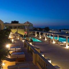 Отель The Majestic Hotel Греция, Остров Санторини - отзывы, цены и фото номеров - забронировать отель The Majestic Hotel онлайн бассейн