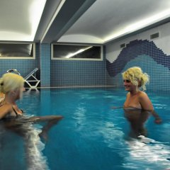 Отель Batihan Beach Resort & Spa - All Inclusive бассейн фото 3
