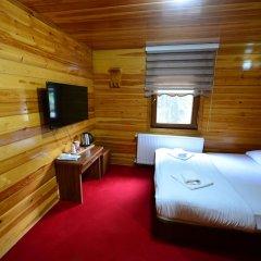 Отель Inan Kardesler Bungalow Motel сауна