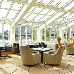 Отель Hyatt Regency Köln Германия, Кёльн - 1 отзыв об отеле, цены и фото номеров - забронировать отель Hyatt Regency Köln онлайн интерьер отеля