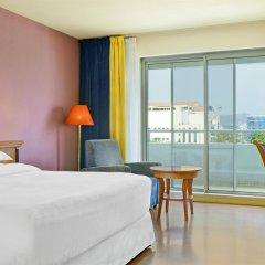 Sheraton Abuja Hotel комната для гостей