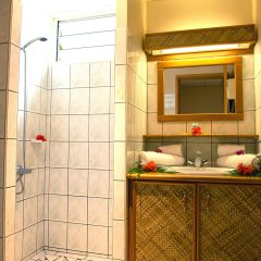 Отель Hibiscus Французская Полинезия, Муреа - отзывы, цены и фото номеров - забронировать отель Hibiscus онлайн интерьер отеля