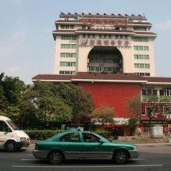 Guangzhou Pengda Hotel городской автобус