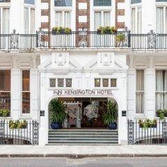 Avni Kensington Hotel вид на фасад фото 2