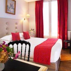 Отель Plaza Elysées Франция, Париж - отзывы, цены и фото номеров - забронировать отель Plaza Elysées онлайн комната для гостей фото 5